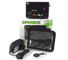 Openbox SF51 – jednoduchý merací prístroj DVB-S/S2