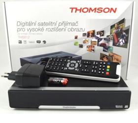THOMSON THS812 – Jednoduchý HD prijímač s certifikátom Skylink ready
