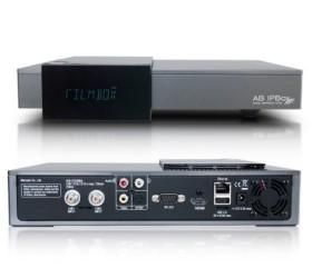 AB IPBox Prismcube RUBY – linuxový satelitný prijímač postavený na platforme XBMC