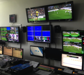 Na krátkej návšteve v slovenskej športovej televízii Digi Sport