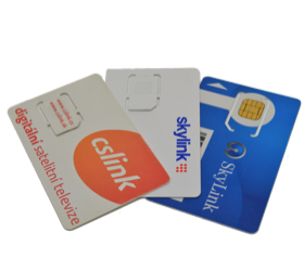 Skylink mal včera výpadok, niektorým zákazníkom s Irdeto kartami nefungovali programy