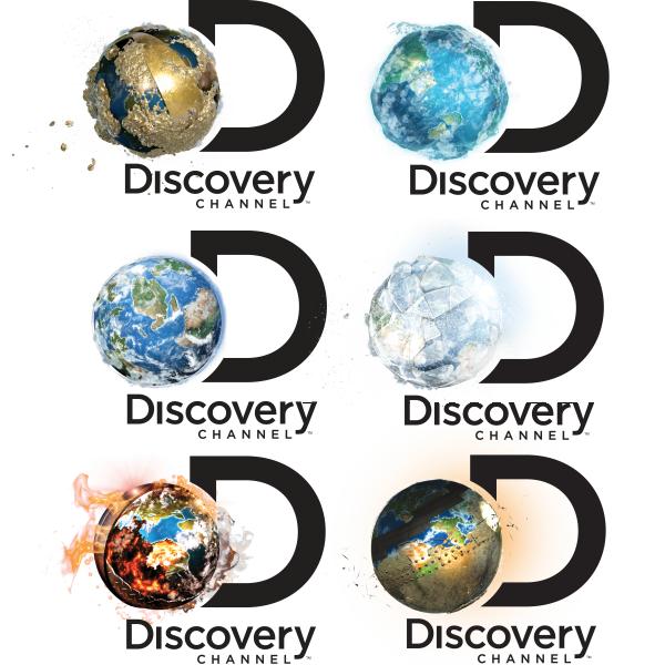 Discovery nova loga