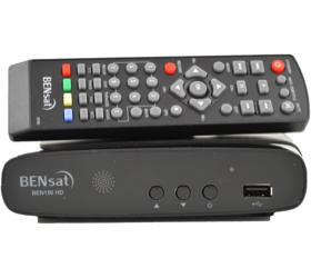 BENSat 150 HD: Terestriálny HD prijímač za prijateľnú cenu