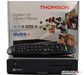 Thomson THS 813 – Skylink Ready prijímač za prijateľnú cenu