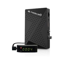 AB Cryptobox 600HD mini – Satelitný HDTV prijímač s externým displejom
