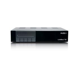 LinkBox 7 – Skylink Ready prijímač s možnosťou pripojenia na internet