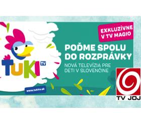 Telekom a JOJ predstavili nový kanál Ťuki, bude len v Magio TV a Magio SAT