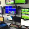 Športové kanály DIGI Sport so znakom HD pri logu