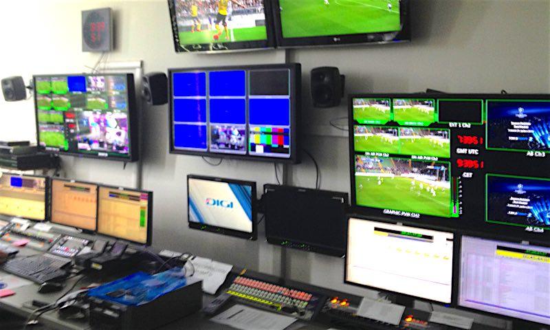 DIGI Sport 3 HD s originálnou audio stopou (0,8°W)