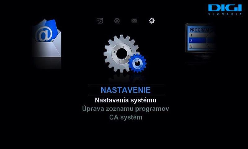 DIGI pripravuje nový softvér pre dodávané boxy, prinesie niekoľko vylepšení