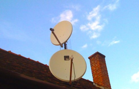TV Hronka na družici Belintersat 1 (51.5°E)