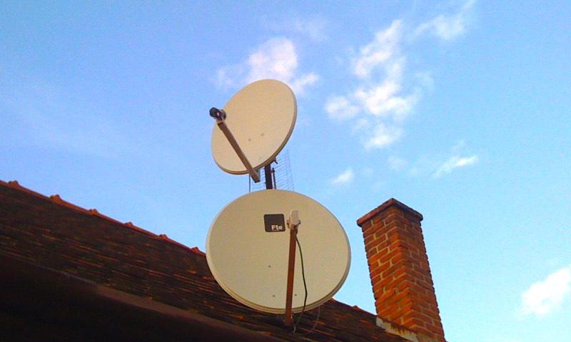Košická TV Naša na satelite Thor 1W, kvôli chybe