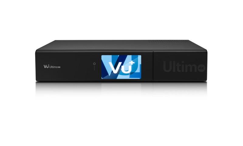 Vu+ ULTIMO 4K v predaji ešte do konca roka, poznáme jeho cenu