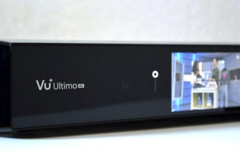 Vyskúšali sme linuxový prijímač Vu+ Ultimo 4K