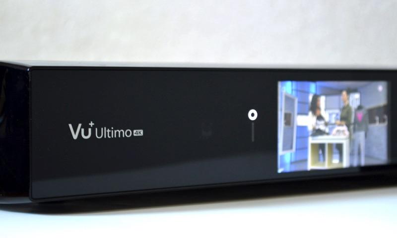 Vu+ s novým univerzálnym diaľkovým ovládaním, funguje aj cez Bluetooth