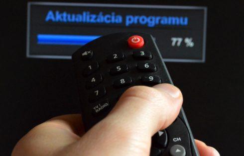Telekom s test kanálom Niečo už len pridáme (0,8°W)