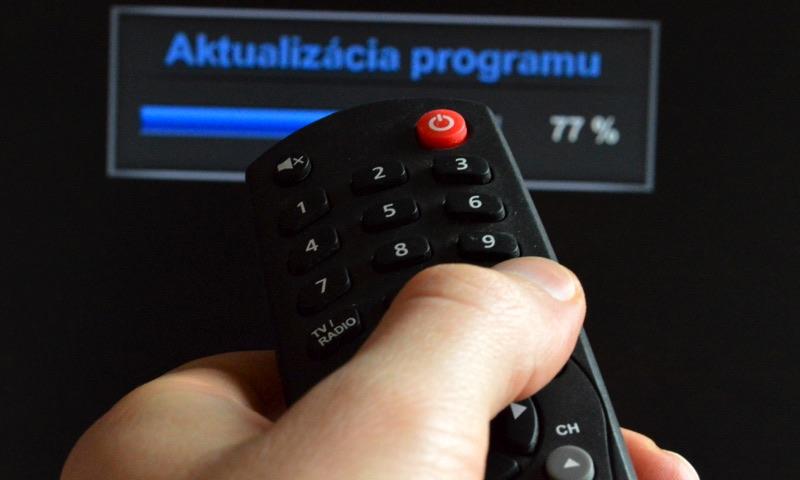 DIGI TV odložila vydanie nového firmvéru pre boxy Kaon NA1170