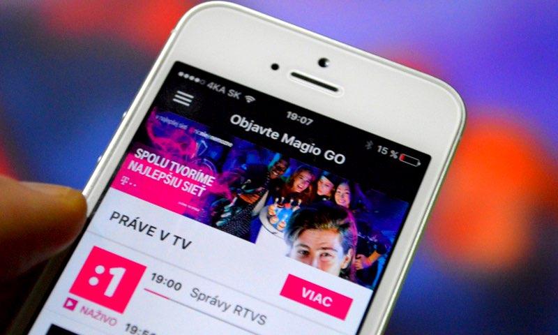 Vyšla nová verzia aplikácie Magio GO pre Android, prináša viacero noviniek
