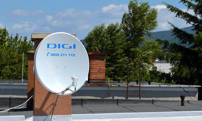 Telekom testuje na satelite DIGI Sport 5 v HD kvalite