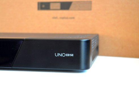 Vu+ Uno 4K SE – Nový linuxový prijímač s podporou Ultra HD